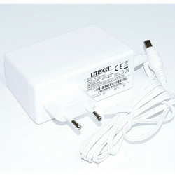 Original Liteon Зарядно 12 волта 2.5 ампера ( букса 5.5/2.1 )