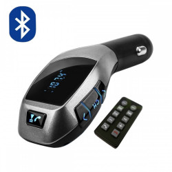 FM трансмитер с дистанционно  за Кола X6 Wireless Bluetooth TF USB MP3 Player