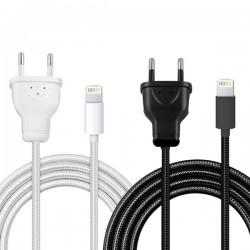Зарядно за Apple устройства с Lightning кабел