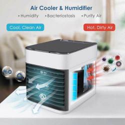 Мини климатик и овлажнител на въздух Cool Air