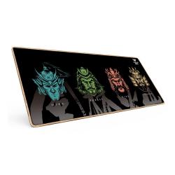 Геймърска подложка за мишка Aula Wind, 300x700, Черен