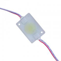 LED Модул COB диод 12v - IP68  ( със рефлектор Водоустойчиви )