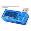 USB Цифров Тестер  ( от 3.7 до 7 волта )