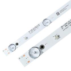 """LED комплект за Arielli 32"""" Инча (6 диода 6 волта )  MS-L1343 V2"""