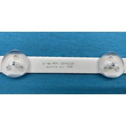 """LED Лента VESTEL 32"""" Оригинален Заместител ( със 11 диода Алуминиев охладите 57.5 см. )"""