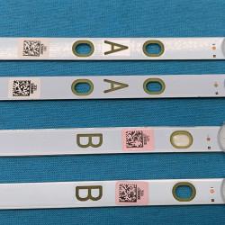 LED Комплект VESTEL 43 inch ( 17DLB43VLXR1,LB43007 ) Оригинални
