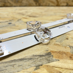 LED Комплект LG 32'' инча  AGF78399801 ( 6 диода / 6 волта - големи лупи  ) ВИСОКОКАЧЕСТВЕНИ Оригинален Заместител