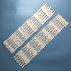 """LED Комплект Philips 55 """" инча   LBM550E0601-DR-3 ( 14 ленти по 6 диода L/R )"""
