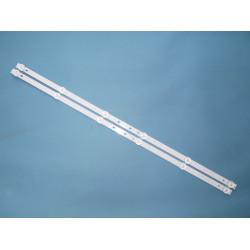 """LED Комплект 32""""инча hl-00320a30-0601s-03_a1 / CX315DLEDM ( 2 ленти по 6 диода )"""