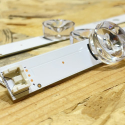 LED Комплект LG 32'' инча  AGF78399801 ( 6 диода / 6 волта - големи лупи  ) Оригинален