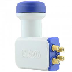 Сателитен конвертор,приемник MGA 4 изхода ( за 4 телевизора )