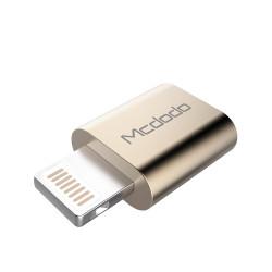 Адаптер за зареждане на iphone MC link micro usb към 8pin