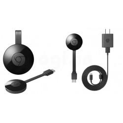 Google Chromecast 2, HDMI 4K / Full HD, Android, IOS, Wi-Fi ( Реплика )