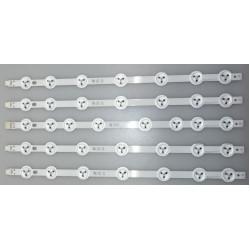 LED Комплект 39 / 40 инча Оригинални заместители '' VES395UNDC-2D-N01