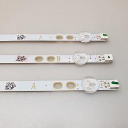 LED Комплект VESTEL 40 inch ( 17DLB40VXR1,LB40017 ) ОРИГИНАЛНИ заместители
