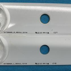 """LED Комплект 39/40"""" инча ( SVT390A05_L , SVT390A05_R ) със 6 диода"""