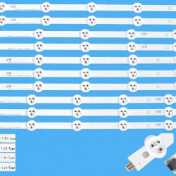 LED Комплект LG 42 inch (R1,R2,L1,L2)