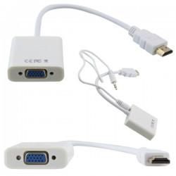 VGA Към HDMI преход 1080P със звук
