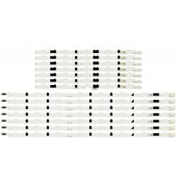 LED Комплект SAMSUNG 40 inch Оригинални ( 14 ленти D2GE-400SCA-R3 , D2GE-400SCB-R3  )